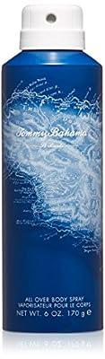 Tommy Bahama St. Barts Men Body Spray, 6 oz.