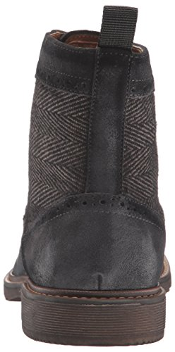 Steve Madden Men's Siftt Boot, Black/Multi, 13 M US