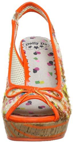 Dolly Do Sandal, Women's Sandals Orange (Orange 03)