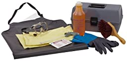 Brady BCK Battery Cleaning And Charging Safety Kit