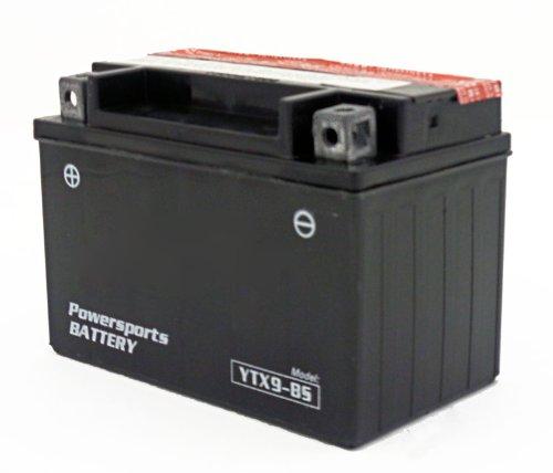 YTX9-BS 12v Scooter Battery fits E-TON Beamer Matrix   HONDA