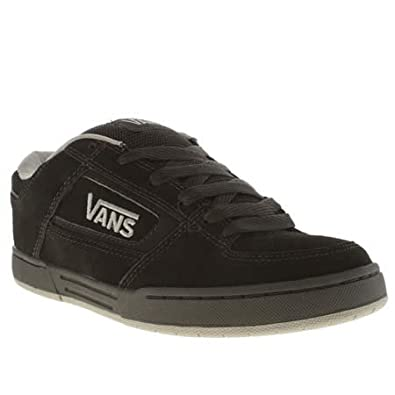 vans churchill black