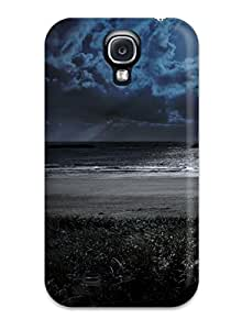 XDqcUaD3919IgThR Tasha P Todd Awesome Case Cover Compatible With Galaxy S4 - Moon