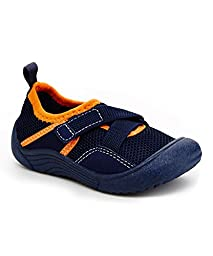 Carter\'s Little Boys\' Zig Zag Water Shoes (9 Toddler)