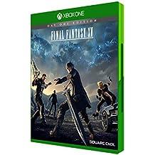 Final Fantasy XV - 1ª Edição - Xbox One