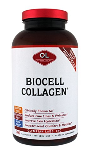 Olympian Lab Biocell Collagen Ii  1500Mg  300 Count
