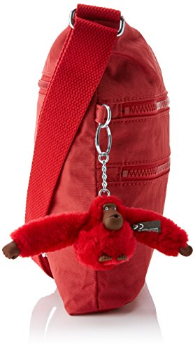 Spicy Bag Kipling Body Red Red C Alvar Womens Cross YqOYFP