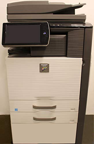 Used Sharp MX-5140N Color MFP Laser Printer Copier Scanner 51PPM A3 A4