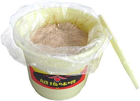 仕込み味噌(やや甘版)4kg(樽付き)