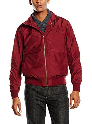 (timberland mens mount greylock mens bomber jacket 5468J coat (large, 221 chocolate truffle))