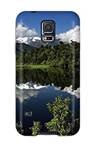 QaZpnZx5837gvRRl Case Cover Protector For Galaxy S5 Lake Case