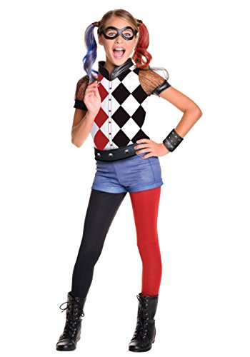 Rubie's Costume Kids DC Superhero Girls Deluxe