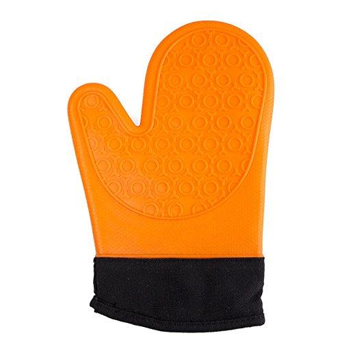 Lqchl 1 pcs guantes para horno Home&Garden de gel de sílice y el ...