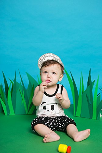 5a29f459 Vaenait baby 100% Cotton Kids Girls Summer Sleeveless Pajama Set Super  Panda S