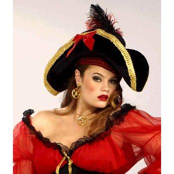 Forum Novelties Lady Buccaneer Hat