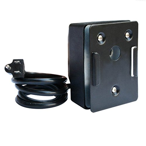 Minostar Universal Grill Electric Replacement Rotisserie Motor 120 volt 4 Watt On/Off Switch, Black ()