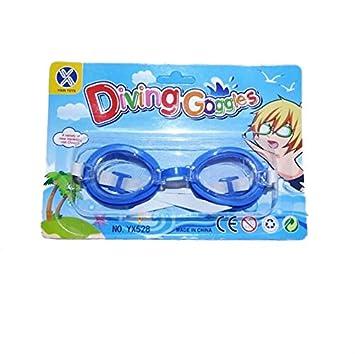 bc604dba7 Óculos Natação Cor Azul Infantil Piscina Nadar Criança Menino Frete Grátis  todo Brasil Liquidação Promoção Barato