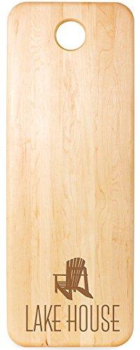Maple Long Board 30''x11'' - Lake House