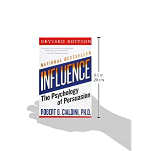 Influence: The Psychology of Persuasion - size