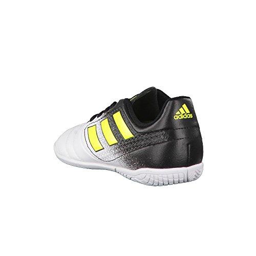 adidas Ace 17.4 In - Zapatillas de fútbol Unisex Niños Varios colores (Ftwbla/Amasol/Negbas)