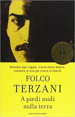 In copertina, Baba Cesare, protagonista del libro