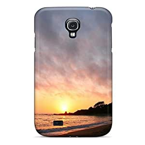 Waterdrop Snap-on Sunset Beachview Case For Galaxy S4