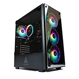 Gaming PC Desktop Computer Genesis Design i5 2500 3.30ghz 2400, 8GB DDR3 Ram, Geforce GTX 750 2GB Graphic, 500GB SSD…