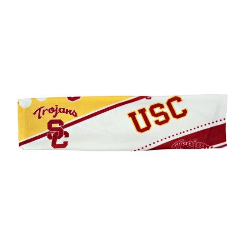 NCAA USC Trojans Stretch Headband -