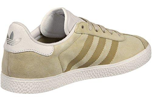 Unisex Zapatillas Gazelle Fashion os Adidas Beige Ni tEvRqRFw