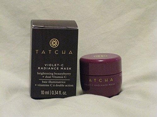 Tatcha Violet-C Radiance Mask Travel Size 0.34 oz