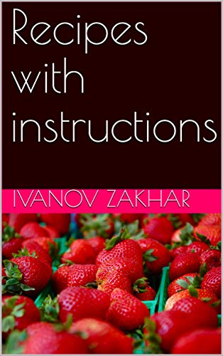 Recipes with instructions