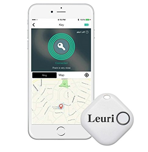 Best Tracker Bluetooth Smartphone GPS - Tracking Device. Key Tracker. Find wallet. Phone Finder. Item Search. by Leuri