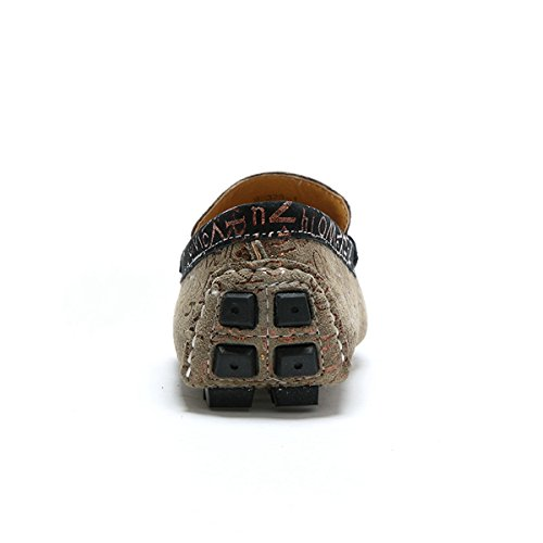 Miyoopark - zapatilla baja hombre caqui