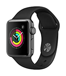 Apple Watch Series 3 (GPS, 38mm) - Space...