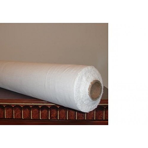 61.5'' wide Grade 90 Cheesecloth Roll White - 100 Yards by Cheesecloth.com