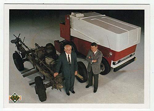Zamboni Machine - Frank J. Zamboni (Hockey Card) 1990-91 for sale  Delivered anywhere in USA