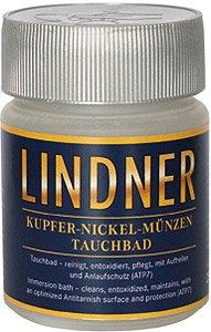 Lindner Münzen Tauchbad Kupfer Nickel 8098 Füllmenge 250 Ml