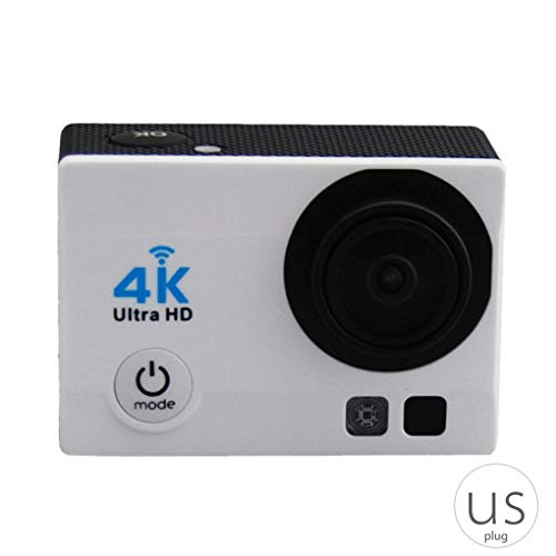 Four Q3H/H8 Ultra HD 4K 1080P 30FPS WiFi Action Camera 30M Waterproof Hiking Baking Outdoor Camcorder