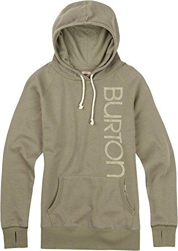 Burton Women's Custom Antidote Pullover Hoodie, Medium, Vetiver (Custom French Cuff Shirts)