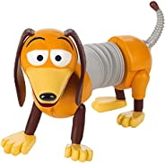 Disney Pixar Toy Story 4 Slinky Figure, 4.4 in / 11.18 cm Tall, Posable Character Figure for Kids 3 Years and