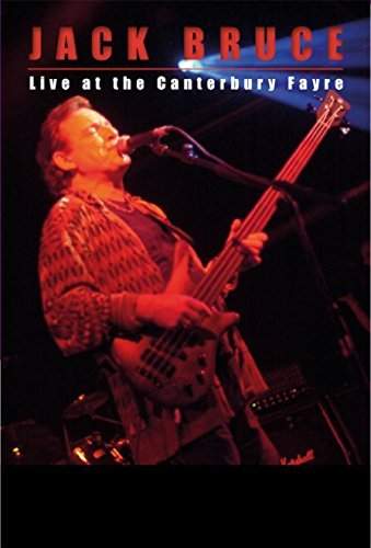 DVD : Bruce, Jack - Live At The Canterbury Fayre (Digipack Packaging, Widescreen)