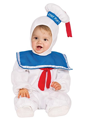 Rubie's Baby Classic Ghostbusters Ez-on Stay Puft Romper