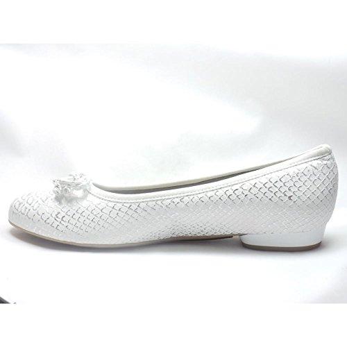 Jenny - Zapatos de vestir para mujer blanco blanco