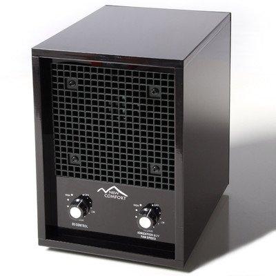 Ozone Generator Air Purifier Color: Black