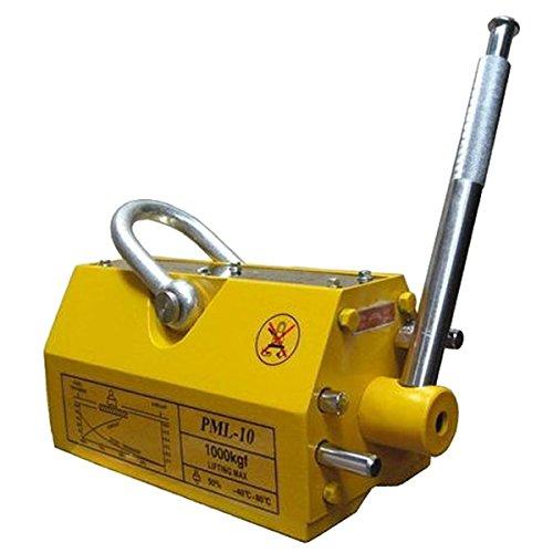 リフティングマグネット1000kg リフマグ 電源不要 永久磁石 ネオジウム磁石 マグネット B07587SM6L