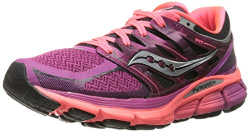 Saucony Mujeres Zealot-iso Series-w Magenta / Coral