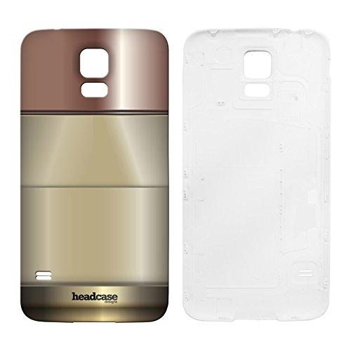 Head Case Designs Handgun Gunner Metal Slugs Replacement Battery Back Cover for Samsung Galaxy S5