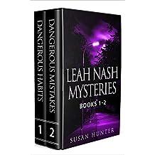 Leah Nash Mysteries, Books 1-2