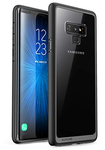 Samsung Galaxy Note 9 Case, SUPCASE [Unicorn Beetle Style Series] Premium Hybrid Protective Clear Case for Samsung Galaxy Note 9 2018 Release (Black)