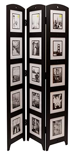 kieragrace Providence Photo 3-Panel Room Divider, 33